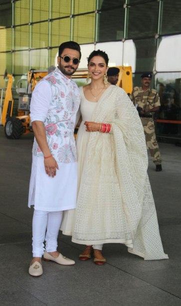 3 Wedding Looks inspired by Deepika Padukone!! - Look Tales